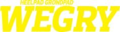 WegRy logo (yellow)