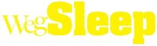 WegSleep Logo geel