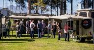 20170929 RAPPORT Breek reg weg, met korter vakansies en mini-wegbreke by die Rapport Kaap-Vakansieskou Gevul met bykans 200 toonaangewende uitstallers wat die hele spektrum van reis, toerisme, woonwa en kampeer opsies dek, by Sandringham landgoed, Stellenbosch. 29 September tot en insluitende 1 Oktober 2017. Waarheen ook al jou volgende vakansie jou neem, maak seker dit begin by die Rapport Kaap Vakansieskou. FOTO: Deon Raath