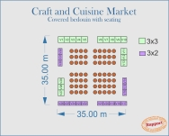 Craft and Cuisine Market